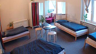 hostelzimmer